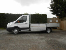 Flatbed LWB Commercial Vans & Pickups with Driver Airbag