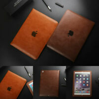 Luxury PU Leather Smart Case Wallet Cover Stand for iPad 2 3 4 5 6/Air/Mini/Pro