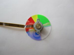 DLP PROJECTOR REPLACEMENT COLOR WHEEL FOR LG BS274 BX274 BS-274 BX-274