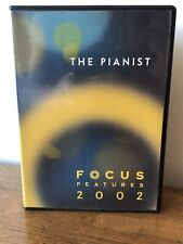 The Pianist For Your Consideration Fyc Dvd Free Shipping Promo Screener 2002