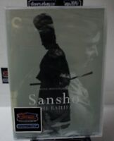 Sansho the Bailiff (Criterion Collection) NEW DVD FREE SHIPPING!!!