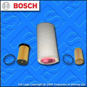 SERVICE KIT for BMW 3 SERIES 320D E46 1951CC OIL AIR FUEL FILTERS (1998-2001)