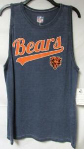 Chicago Bears Men's Size Large Muscle Shirt A1 3367