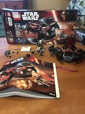 Lego Star Wars 75145 Eclipse Fighter Ship Naare Dengar