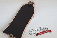 GIBSON HAND AGED TRUSS ROD COVER w/SCREWS GIBSON LES PAUL RELIC 59 Parts