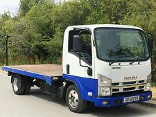 2012/62 Isuzu Grafter N35.150 3.0TD Flatbed Pick-Up *ONE OWNER* - *NO VAT*