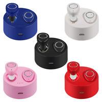 TWS True Bluetooth sans fil Écouteurs écouteurs Stéréo intra-auriculaire Casques