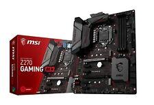 MSI Z270 GAMING M3 Intel Kaby Lake LGA 1151 DDR4 USB 3.0 HDMI AMD CFX ATX MB