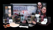 Mehron Special Effects FX Profesional Pro All-Pro Complete Makeup Kit Set!