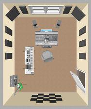 Primacoustic London 12 Room Kit Black
