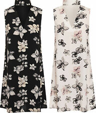 Polyester Regular Machine Washable Floral Dresses for Women