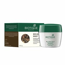 Biotique Musk Root Fresh Growth Nourishing Treatment Pack For Hair Treat 230gm