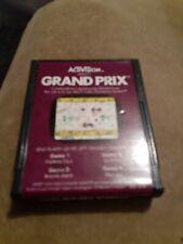 Gran Prix by Activision for Atari 2600 ▪︎CARTRIDGE ▪︎FREE SHIPPING ▪︎