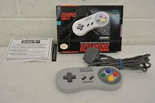 InterAct Accessories Super Nintendo Superpad (I22500501Z7) 6-Button Game Pad NEW