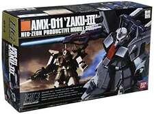 HGUC 1/144 AMX-011 Zaku III (Mobile Suit Gundam ZZ) From Japan Bandai
