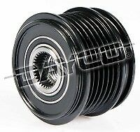 DAYCO OVERRUNNING ALTERNATOR PULLEY for VOLKSWAGEN BEETLE CADDY GOLF JETTA POLO
