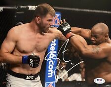 Stipe Miocic Signed Autographed Cleveland Champ 8x10 Photo UFC Fighting Psa/Dna