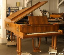 GAVEAU ART DECO period Art Cased Grand Piano by Leleu Paris Flügel Klavier
