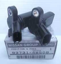 New GENUINE NISSAN PULSAR N16 CRANK and CAM SENSOR PAIR.