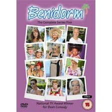 Benidorm Season 5 TV  Series 5 Region 2 New 2xDVD