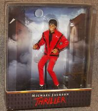 2010 Michael Jackson Thriller Action Figure New In The Box