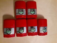 6 Old Spice Anti Perspirant/Deodorant Extra Strong mens