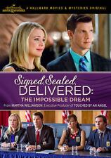 Signed, Sealed, Delivered: The Impossible Dream  DVD - REGION 1 - Sealed