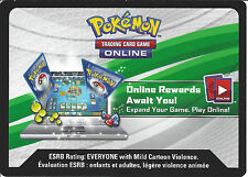 POKEMON: ONLINE CODE CARD FROM THE 2015 BLAZIKEN EX COLLECTORS TIN