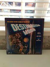 DESTINATION MOON LASER DISC