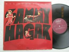 SAMMY HAGAR - All Night long -  South Africa release LP