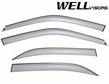 For 96-00 Honda Civic 4DrWellVisors Premium Series Side Window Visors