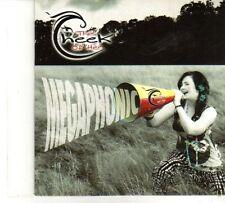(DR124) The Cheek Of Her, Megaphonic EP - 2012 DJ CD