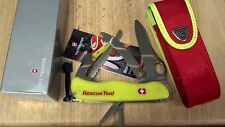 SWISS ARMY KNIFE, RESCUE TOOL, BOXED, VICTORINOX, MODEL 53900