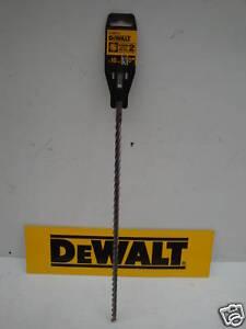 DEWALT DT9545  EXTREME 2    10MM X 400MM SDS PLUS BRICK & CONCRETE DRILL BIT