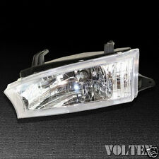 1997-1999 Subaru Legacy Headlight Lamp Clear lens Halogen Driver Left Side