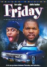 Friday DVD 1995 Ice Cube Deluxe Edition