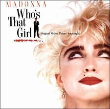 Who's That Girl [Original Motion Picture Soundtrack] by Madonna (Vinyl, Sire)