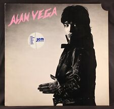 ALAN VEGA - Self Titled S/T - NM Promo - PVC First Press 1980 - Ultrasonic Clean