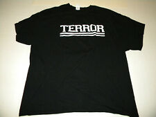 TERROR XXL Shirt Cabal 315 Collaboration Rare OOP Hatebreed Converge Integrity
