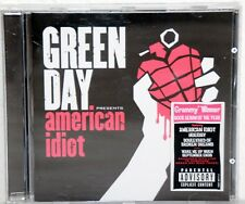 CD GREEN DAY Presents American mentecatto