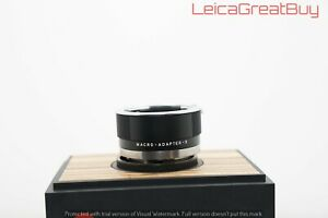 Leica Macro Adapter - R 14256