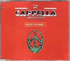 Cappella - Move On Baby - CDM - 1994 - Eurodance 7TR Bortolotti