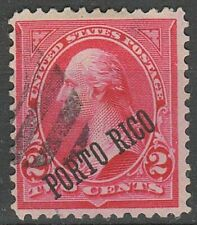 U.S. Possession Puerto Rico stamp 1 cent issue of 1900 ☀ scott 216 - used