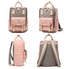 Waterproof Classic Backpack Women School Bags for Students Travel Laptop Bagpack