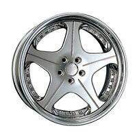 Aoshima 54642 Tuned Parts 73 1/24 Leonhardritt Orden 20 inch Tire & Wheel Set