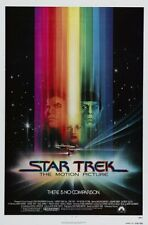 Star Trek The Motion Picture Movie Poster 24x36