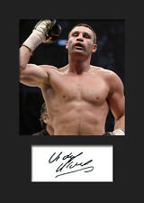 VITALI KLITSCHKO - Signed Photo A5 Mounted Print - FREE DELIVERY