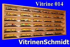 VitrinenSchmidt® 014 Vitrine für 30 Herpa, Wiking, LKW in PC Boxen