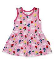 SS20 Toby Tiger Bunny Print Dress