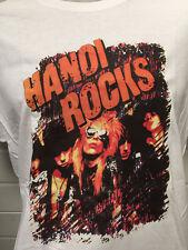 HANOI ROCKS SHIRT mike monroe dogs d'amour poster vinyl cd
